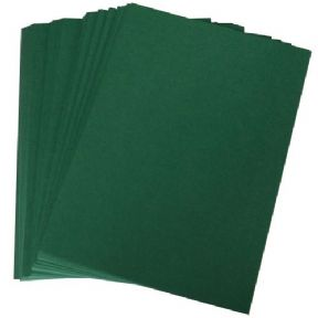 100 x A4 Christmas Green 250gsm Card - Bulk Buy